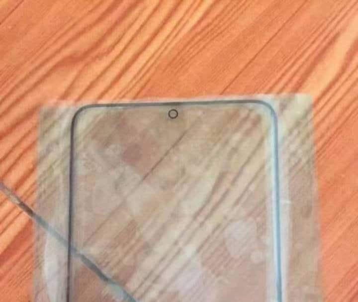 Galaxy S11 front panel leak 1