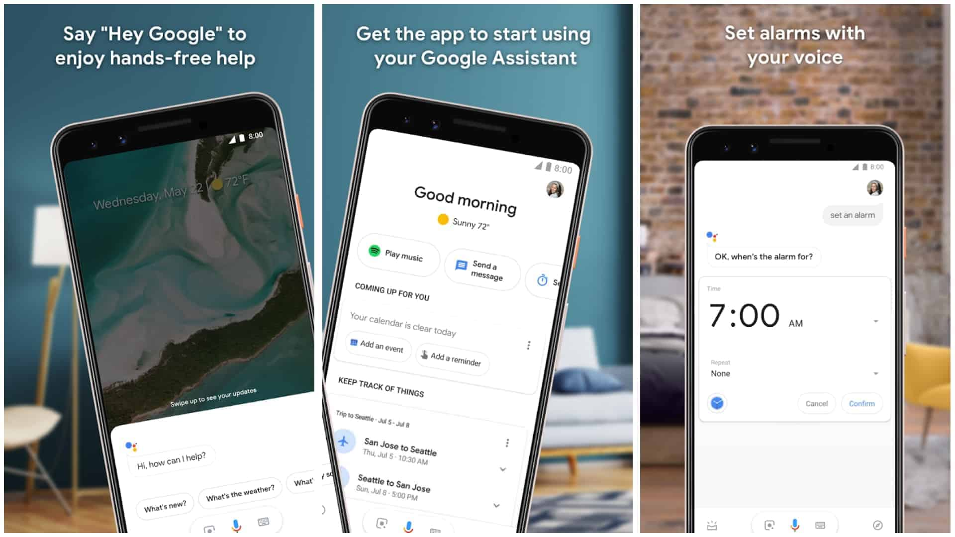 Google Assistant app image December 2019