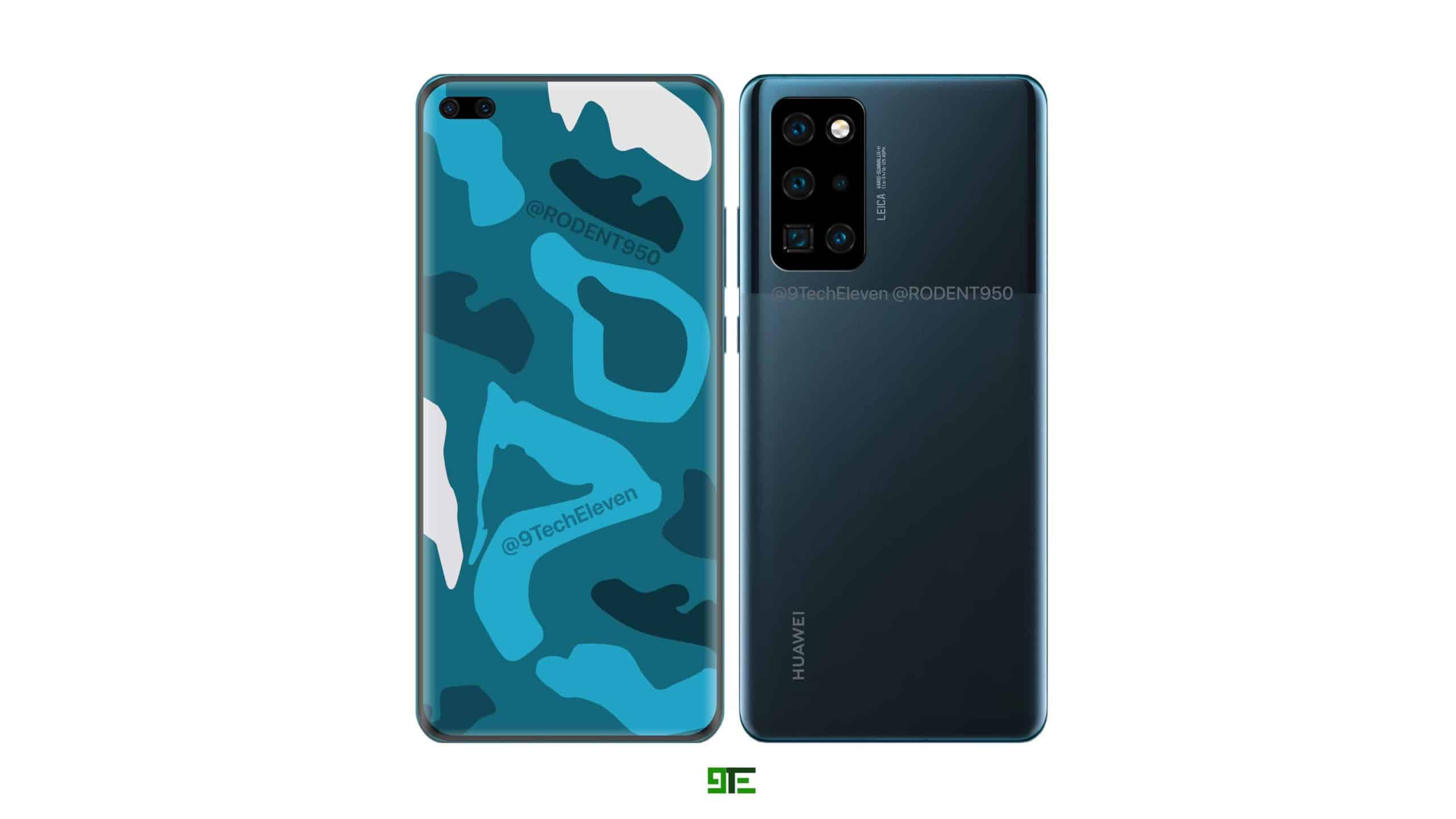 This Is What The Huawei P40 Pro Could Look Like