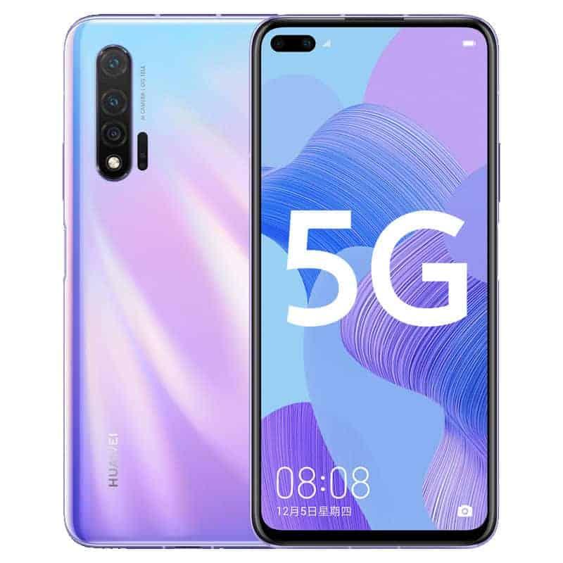Huawei nova 6 5G image 1
