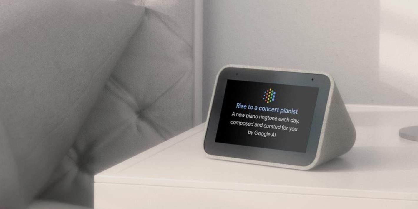 Lenovo Smart Clock Alarm Ringtone 01