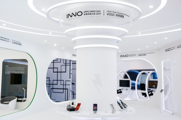 OPPO INNO Day 2019 products