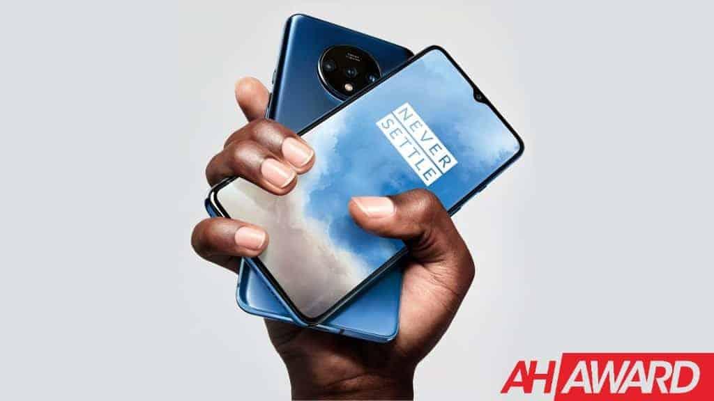 OnePlus 7T AH Award badge 3