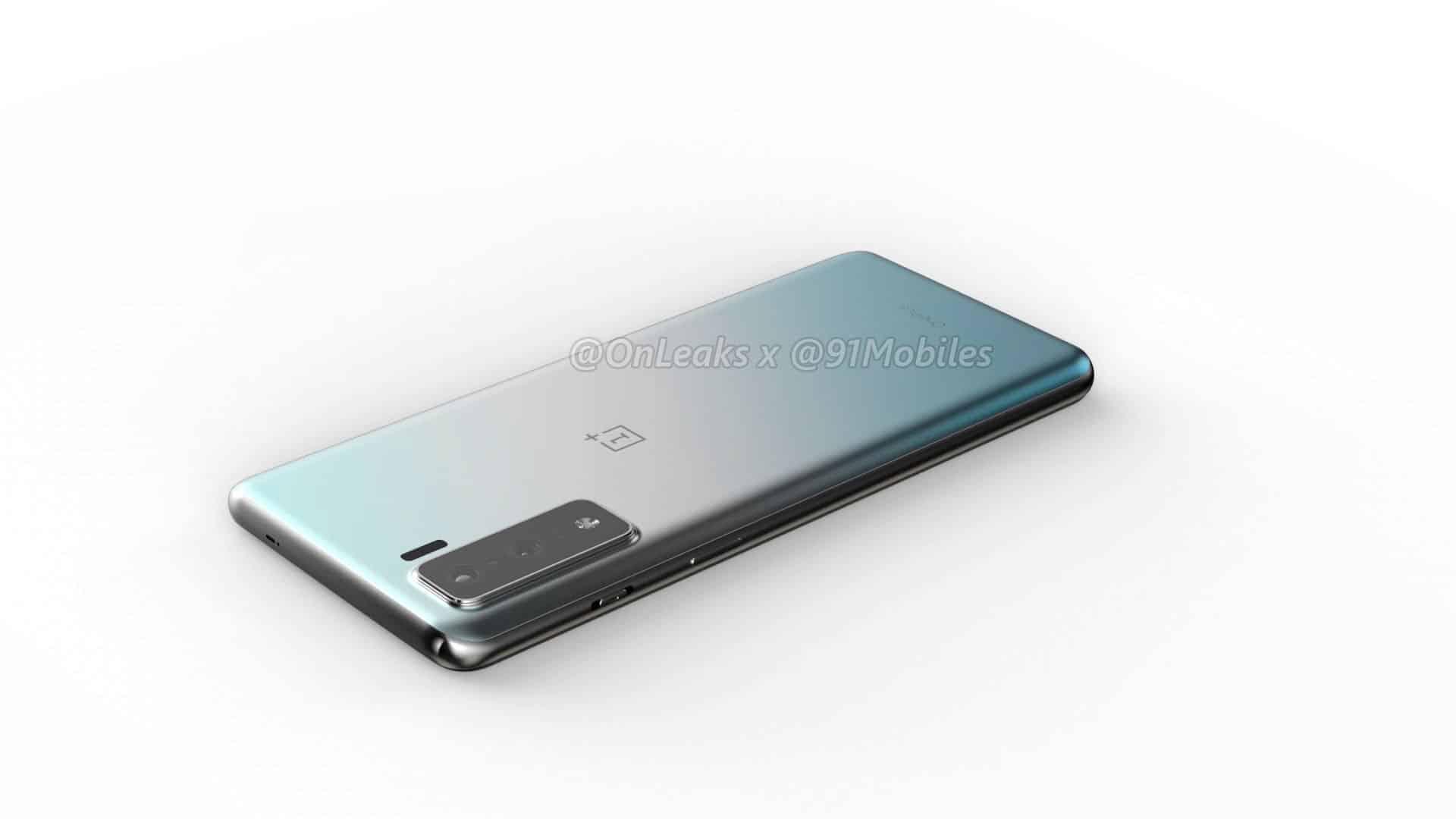 OnePlus 8 Lite render leak 6