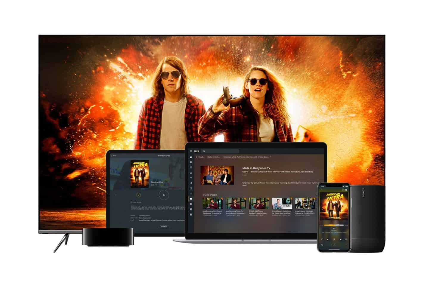You Can Watch Crackle Movies & TV Shows On Plex