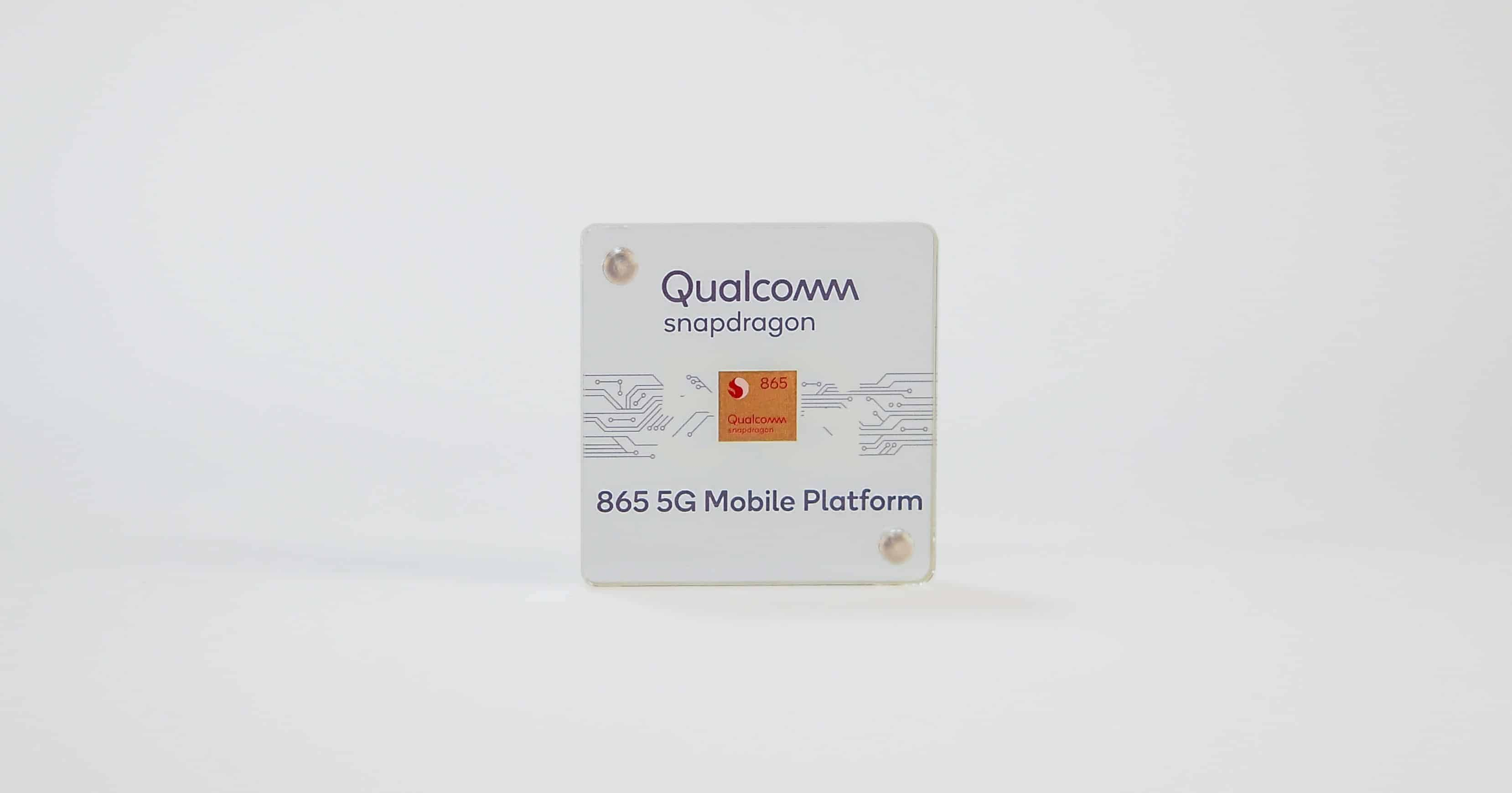 Qualcomm Snapdragon 865 5G SoC 01