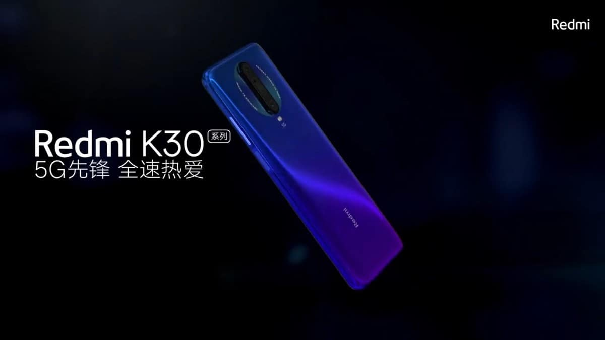 Redmi K30 5G teaser 11