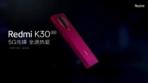 Redmi K30 5G teaser 9