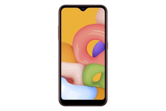Samsung Galaxy A01 render 13