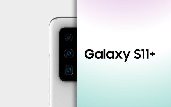 Samsung Galaxy S11 cameras render 1