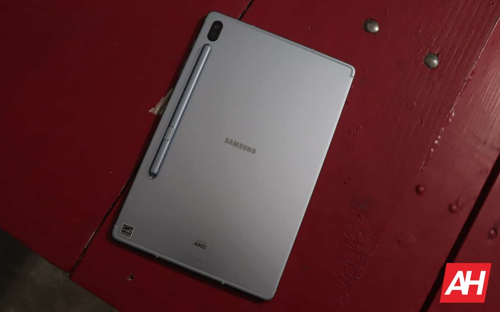 Samsung Galaxy Tab S6 Review 01 1 Design AH 2019