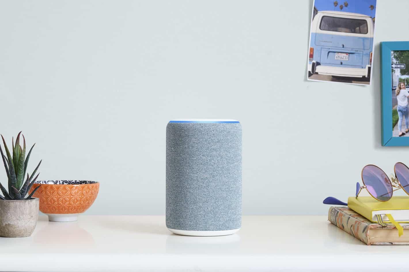 best amazon alexa smart speakers