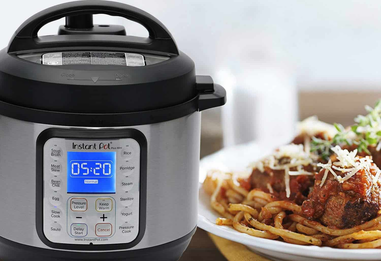 instant pot duo plus mini 1