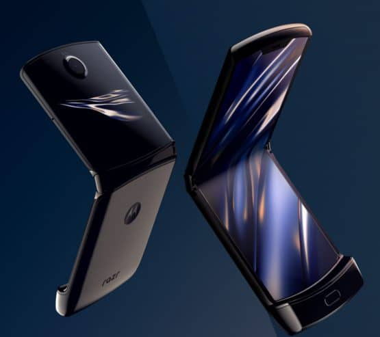 Motorola Razr foldable 2019