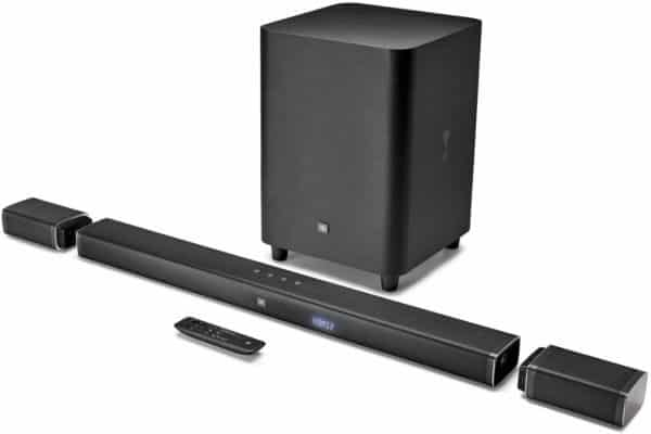 JBL Bar 5.1 4K Ultra HD 5.1-Channel Soundbar - Amazon