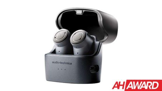 AH Audio Technica ATH ANC300TW awards badge