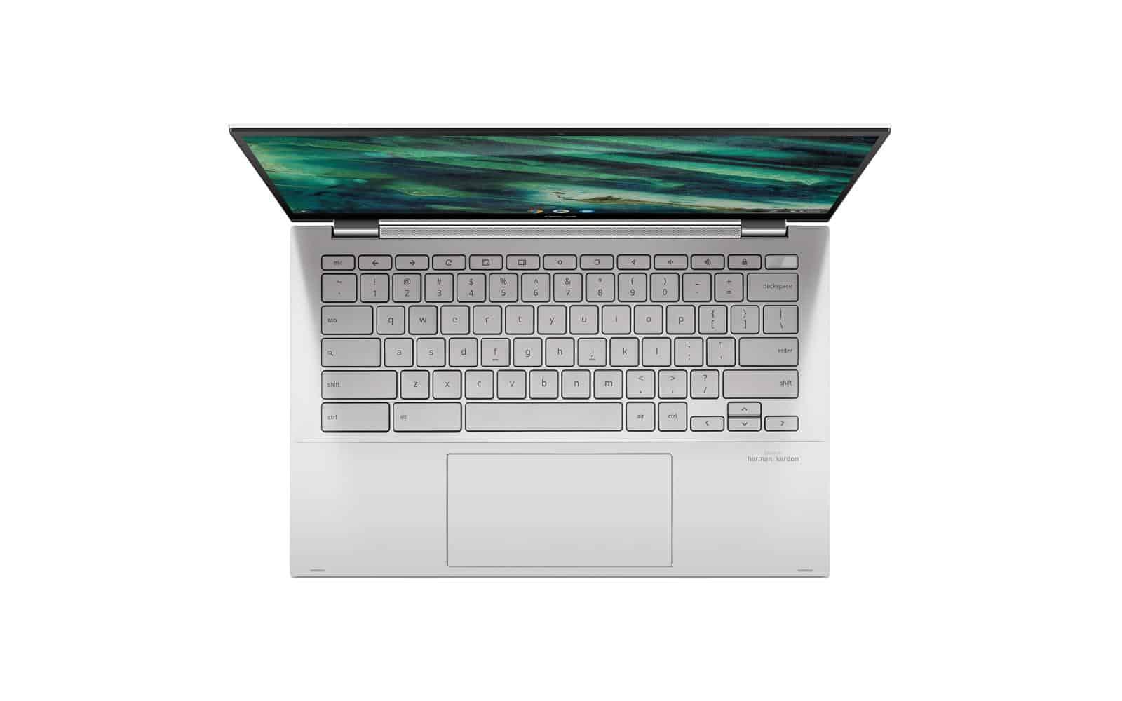 ASUS Chromebook Flip C436 presser 02