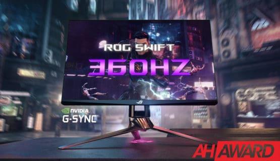ASUS ROG Swift 360 Gaming Monitor Award
