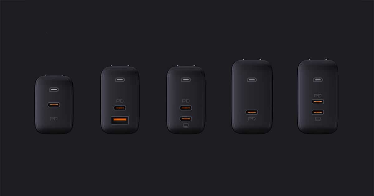 AUKEY Omnia series chargers image 1