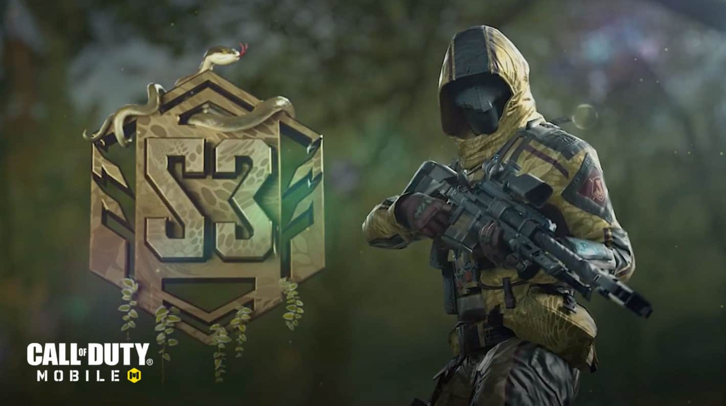 Call Of Duty Mobile Enters Season 3 With A Ton Of Cool New Gear