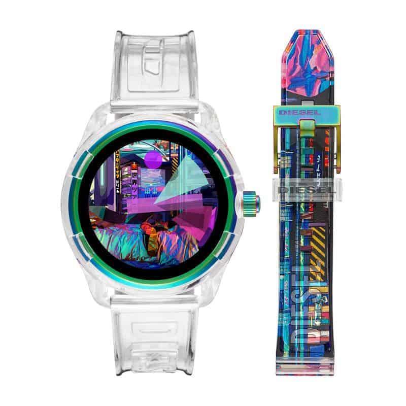 DIESEL Fadelite Wear OS Watch 3