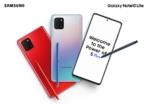 Galaxy Note 10 Lite promo image leak 1