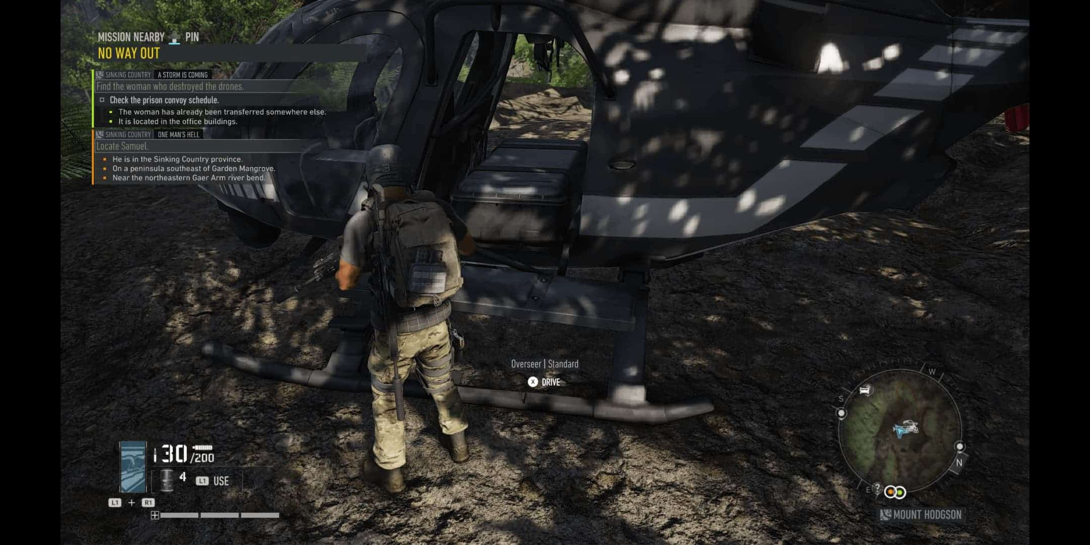 Ghost Recon Breakpoint Stadia 3