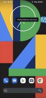 Google Messages Bubbles API
