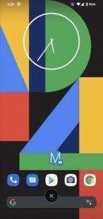 Google Messages Bubbles API 4
