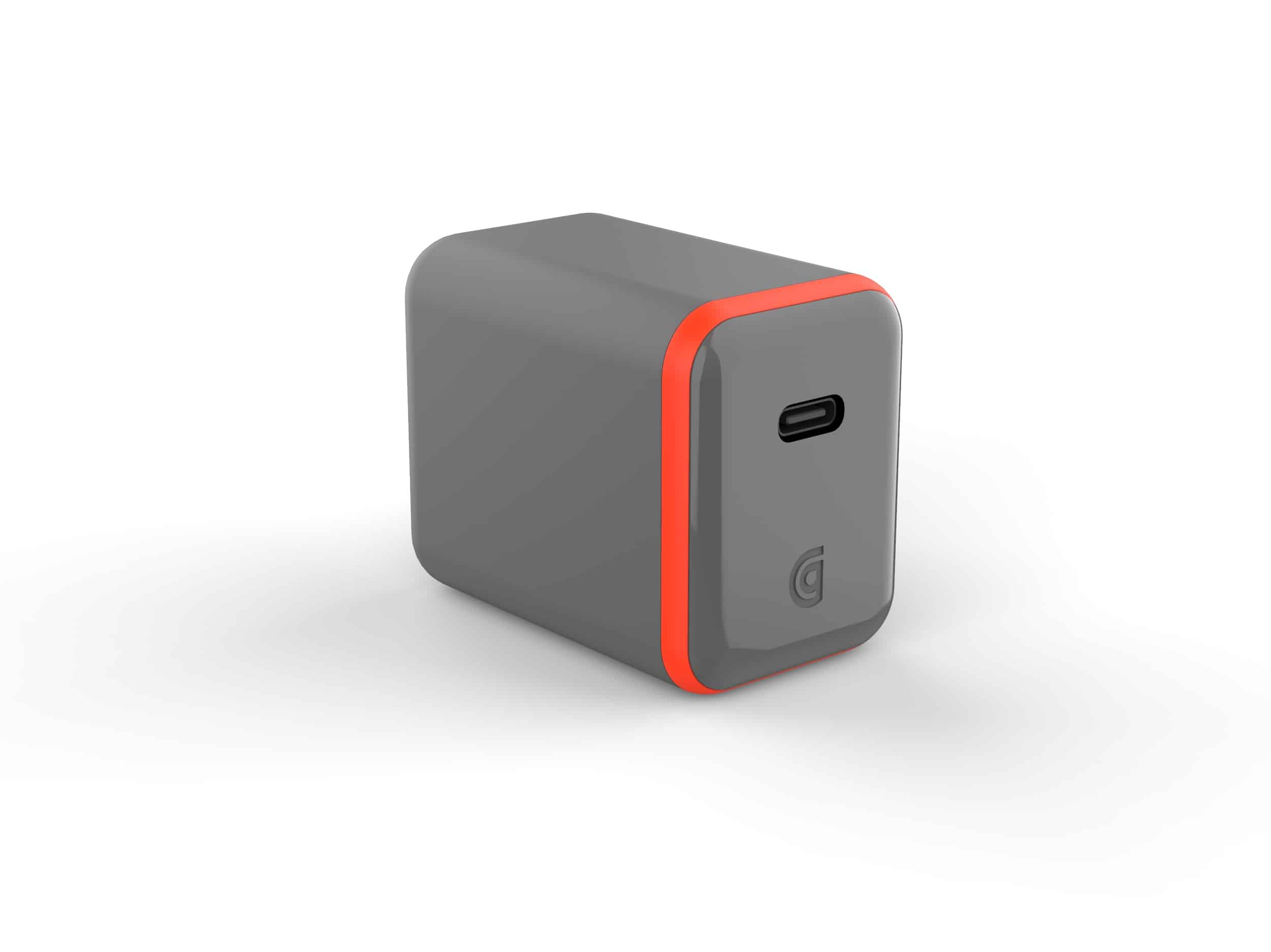 Griffin PowerBlock 45W USB C PD Wall Charger with GaN Technology