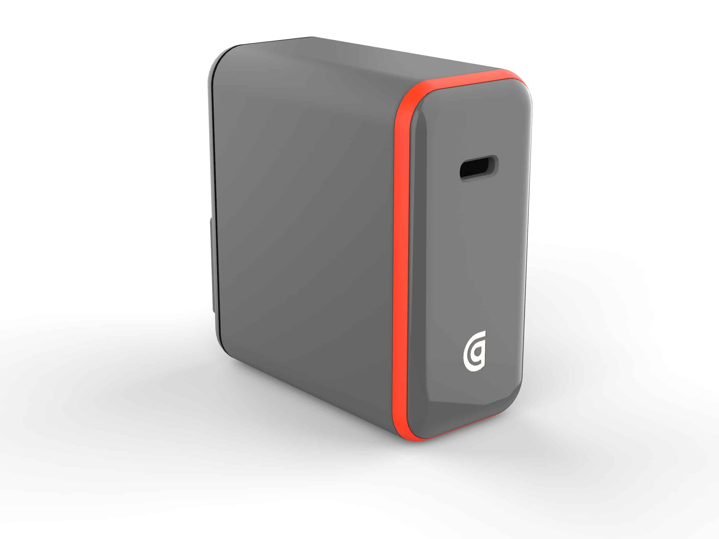 Griffin PowerBlock 96W USB C PD Wall Charger with GaN Technology