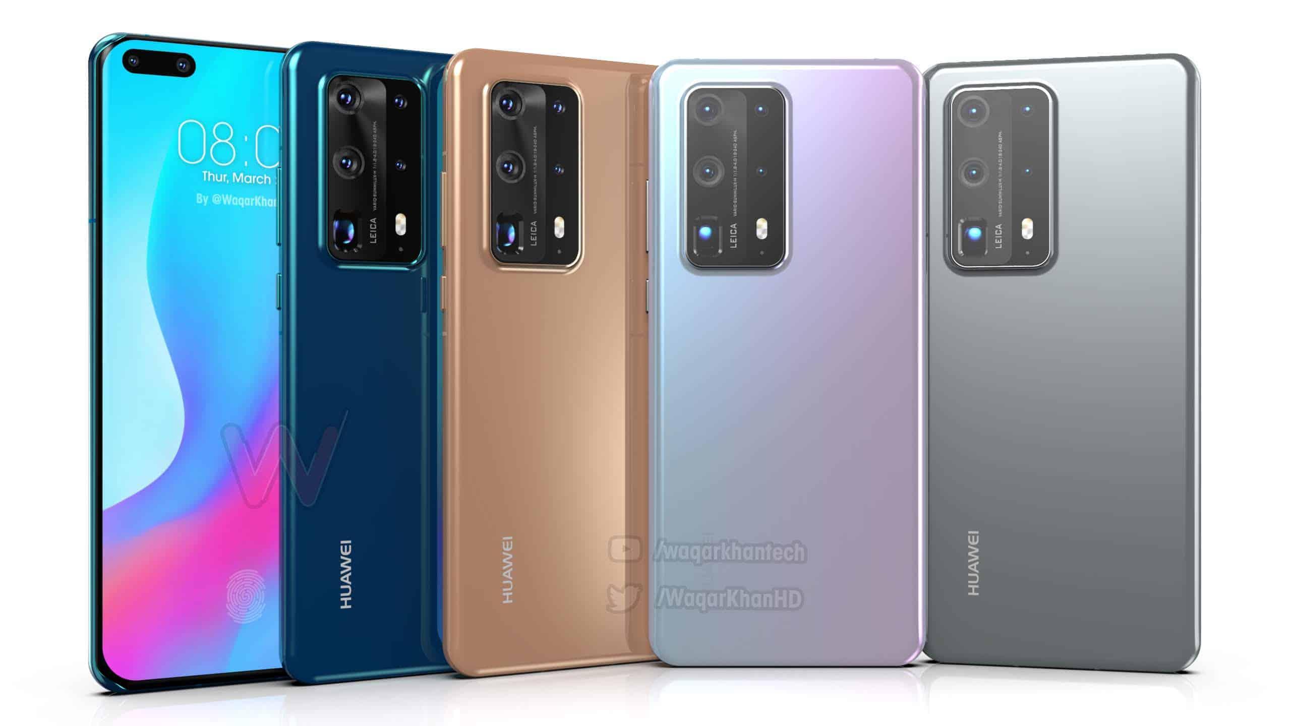 Huawei P40 Pro PE concept Waqar Khan image 6