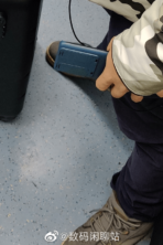 Huawei P40 Pro real-life image leak 2
