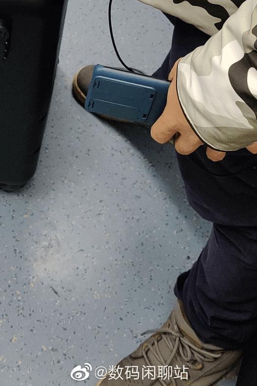 Huawei P40 Pro real life image leak 2