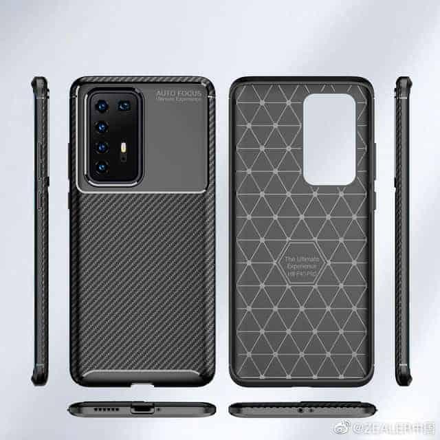 Huawei P40 Pro third party case leak 3
