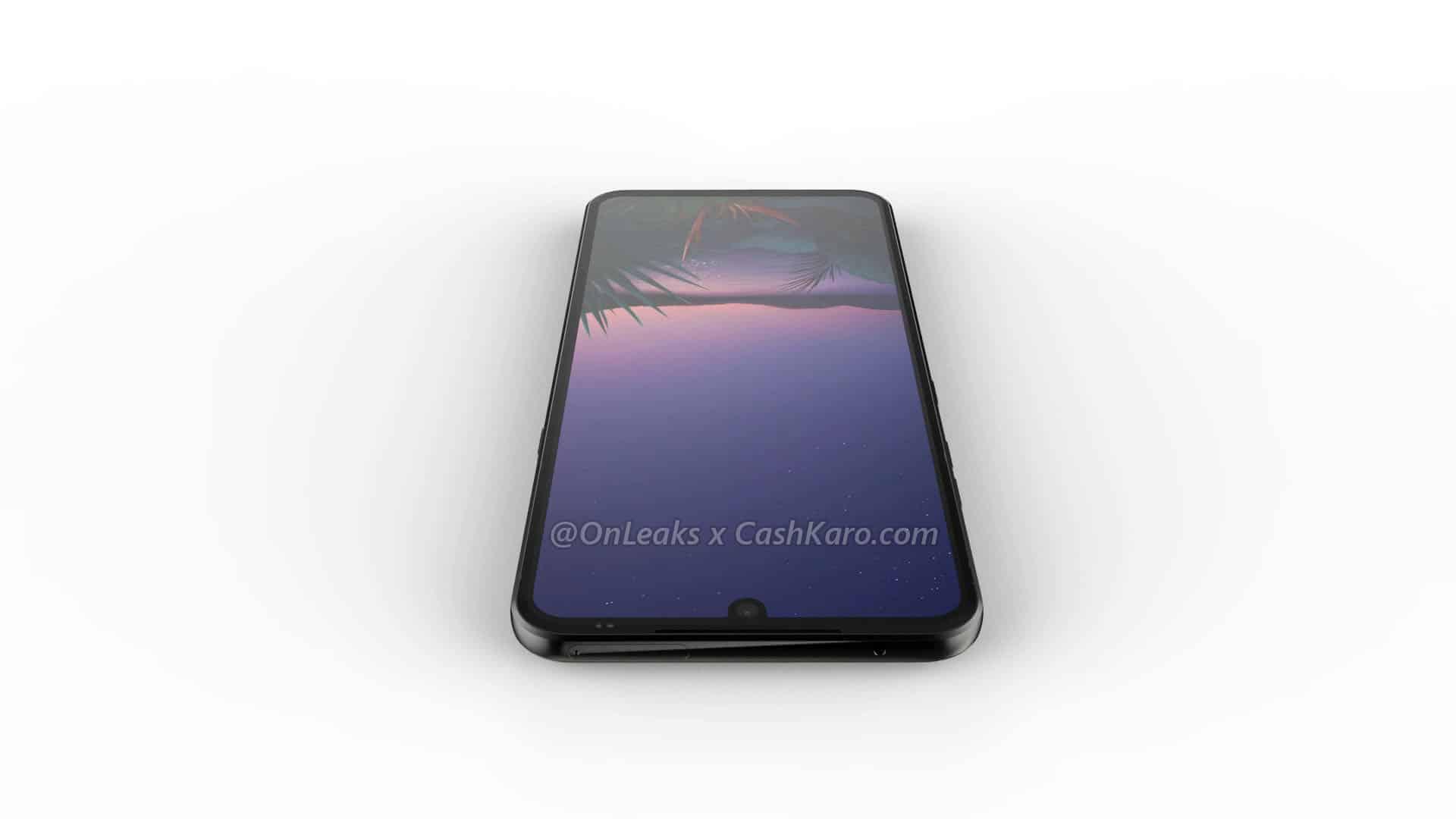LG G9 renders leak 10