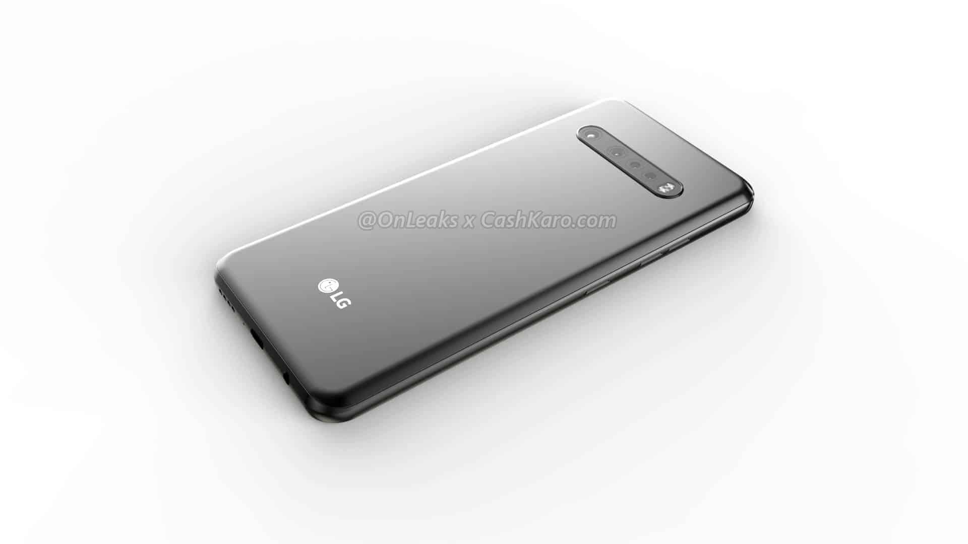 LG G9 renders leak 11