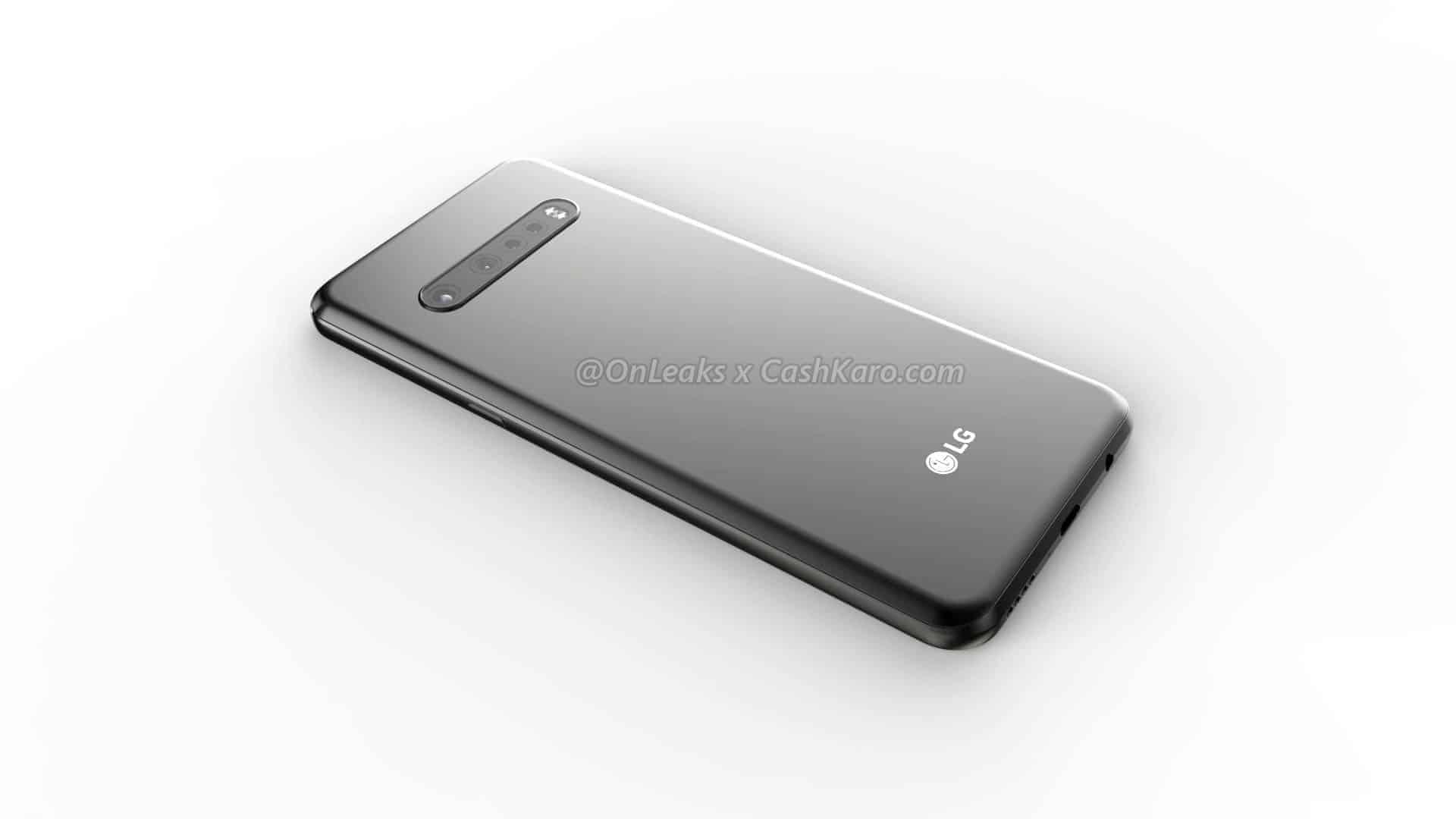 LG G9 renders leak 12