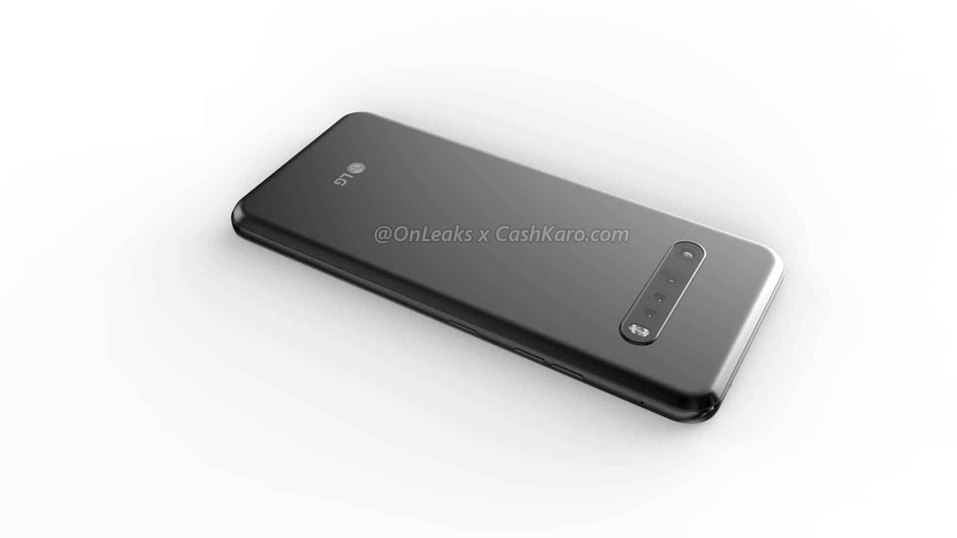 LG G9 renders leak 13