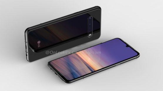 LG G9 renders leak 2