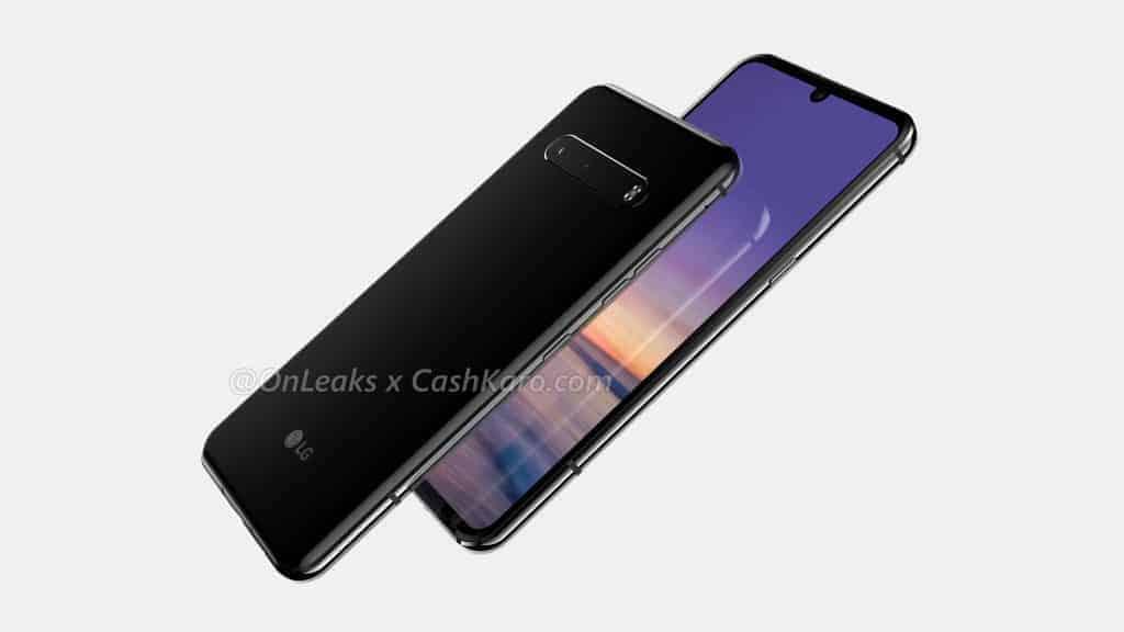 LG G9 renders leak 4