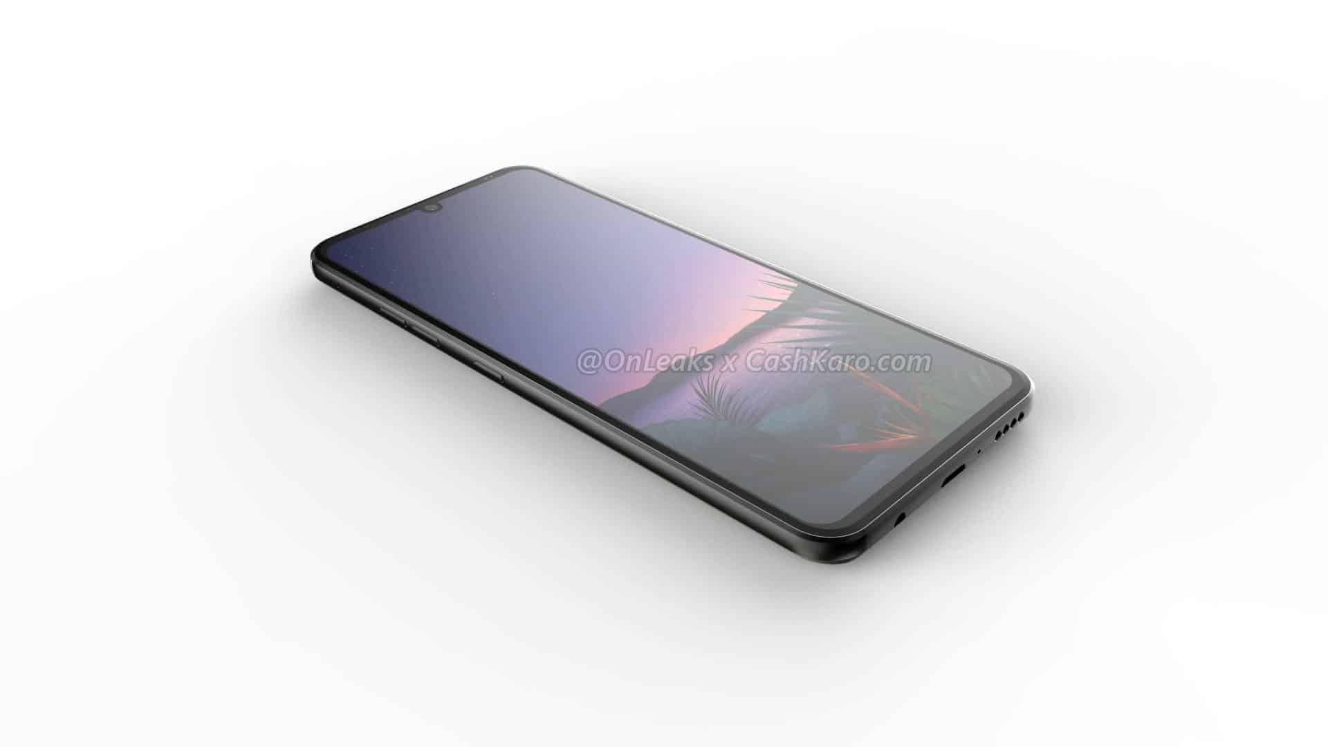 LG G9 renders leak 5