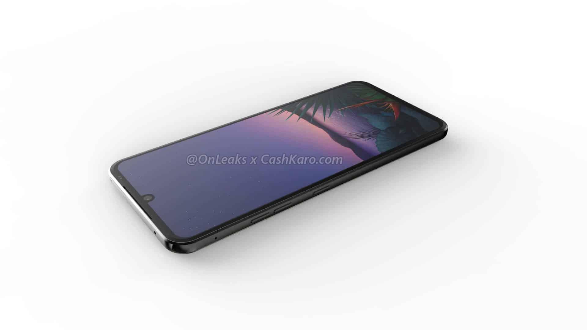LG G9 renders leak 6