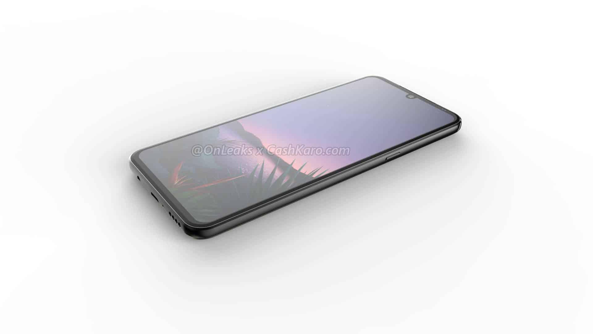 LG G9 renders leak 8