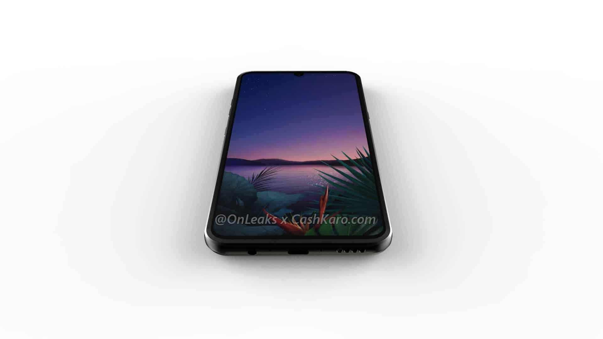 LG G9 renders leak 9