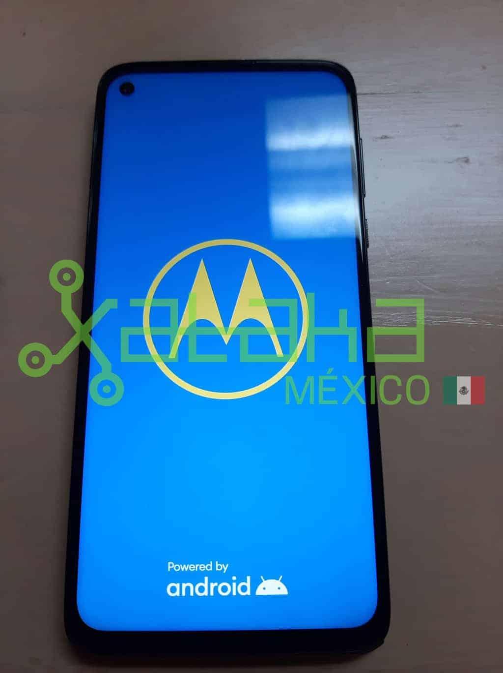 Motorola Moto G Stylus real life image leak 3