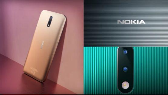 Nokia 2 3 from Video presser