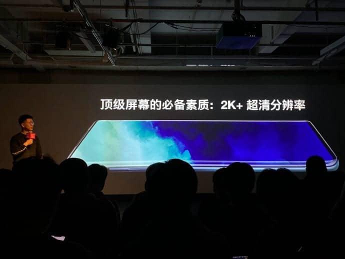 OnePlus 120Hz display announcement 4