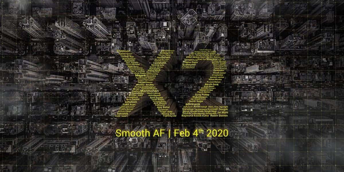 POCO X2 teaser