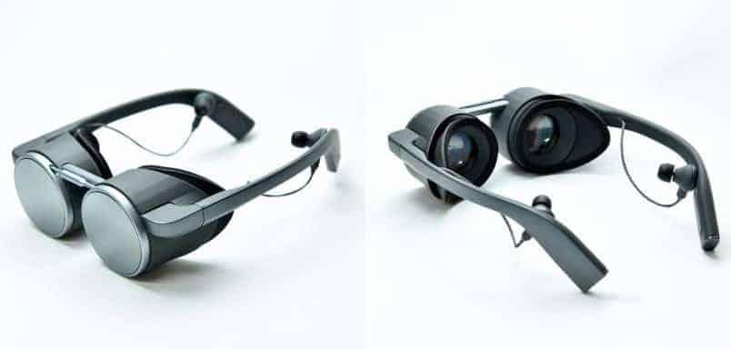 Panasonic VR Eyeglasses ces 2020 1